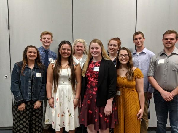 2019 Honorable Mention Youth Award - Madison Bennington