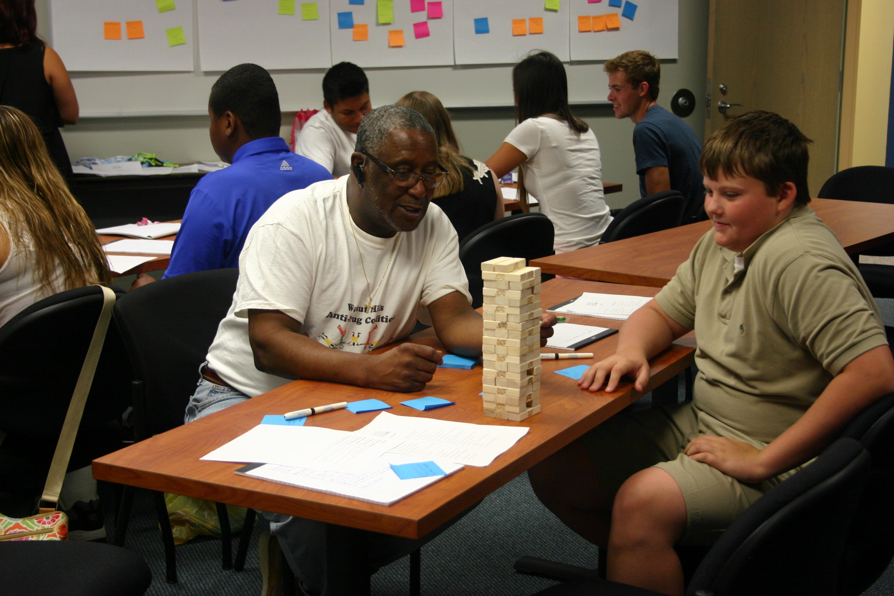 youth leadership institute picture
